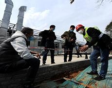 贵州省将军山医院开展防雷检测